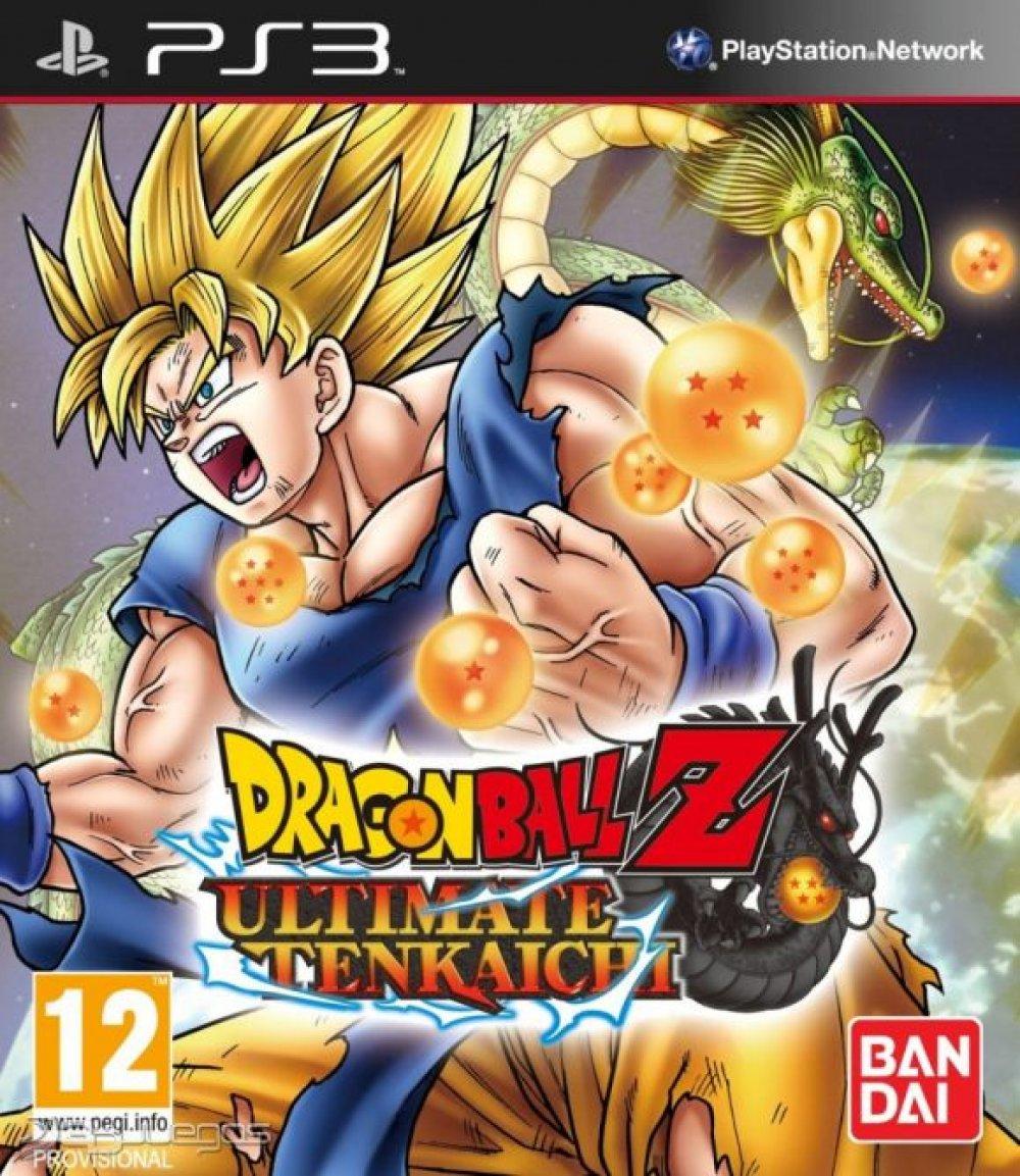 Dragon Ball Z Budokai Tenkaichi 3 (SEMINUEVO)